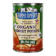 Nummy Tum-Tum - Pure Sweet Potato For Dogs 100% Organic - 15 oz.