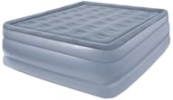 Pure Comfort - Full Size Raised Air Bed With Flock Top 8507AB White