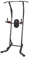 Pure Fitness - Power Tower 8527PT Black/Red