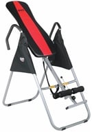 Pure Fitness - Inversion Table 8517IT Black/Red by Pure Fitness