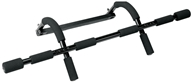 Pure Fitness - Multi-Purpose Workout Bar 8531WB Black