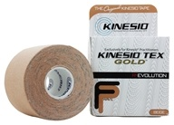 "Kinesio - Tex Tape Gold 2"" W x 16.4' L Beige - 1 Roll(s) (8509890020)"