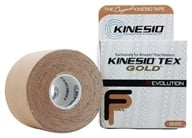 "Image of Kinesio - Tex Tape Gold 2"" W x 16.4' L Beige - 1 Roll(s)"