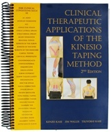 Kinesio - Clinical Therapeutic Applications of the Kinesio Taping Method Manual 2nd Edition - $36.49