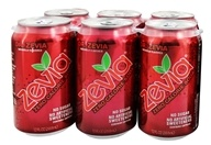 All Natural Soda Sweetened with Stevia 12 oz. Cans Dr. Zevia Flavor - 6 Pack by Zevia