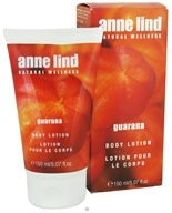 Borlind of Germany - Anne Lind Natural Wellness Body Lotion Guarana - 5.07 oz. CLEARANCE PRICED - $9.06
