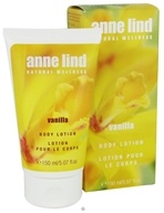 Borlind of Germany - Anne Lind Natural Wellness Body Lotion Vanilla - 5.07 oz.