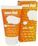 Borlind of Germany - Anne Lind Natural Wellness Body Lotion Milk & Honey - 5.07 oz. CLEARANCE PRICED