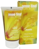 Borlind of Germany - Anne Lind Natural Wellness Shower Gel Vanilla - 5.07 oz. CLEARANCE PRICED (728315211088)