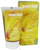 Borlind of Germany - Anne Lind Natural Wellness Shower Gel Vanilla - 5.07 oz. CLEARANCE PRICED - $7.50