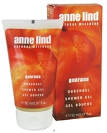 Borlind of Germany - Anne Lind Natural Wellness Shower Gel Guarana - 5.07 oz. CLEARANCE PRICED