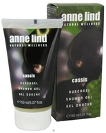 Image of Borlind of Germany - Anne Lind Natural Wellness Shower Gel Cassis - 5.07 oz. CLEARANCE PRICED