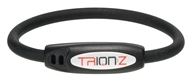 Trion:Z - Active Magnetic Ionic Bracelet Medium Black