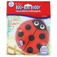 Boo Boo Buddy - Reusable Cold Pack Garden Creature Designs Ladybug (692237037579)