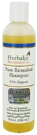 Image of Herbalix Restoratives - Pure Botanical Shampoo For Oily To Normal Hair Clary Sage - 8 oz.