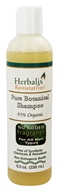 Herbalix Restoratives - Pure Botanical Shampoo For All Hair Types No Added Fragrance - 8 oz. by Herbalix Restoratives