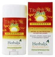 Image of Herbalix Restoratives - Deodorant Tropical Cove - 2.5 oz.