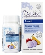 Belly Bar - Prenatal Chewable With Vitamin D - 60 Chewable Tablets (851933001738)