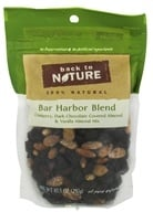 Back To Nature - Trail Mix Bar Harbor Blend - 10.5 oz. - $6.99