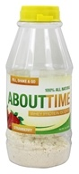 Image of About Time - Whey Protein Isolate RTD Strawberry - 1 oz.