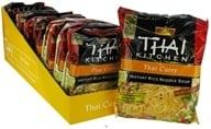 Image of Thai Kitchen - Instant Rice Noodle Soup Thai Curry without I&G - 1.6 oz.