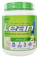 Nutrition 53 - Lean1 Performance Shake Vanilla - 1.7 lbs., from category: Sports Nutrition