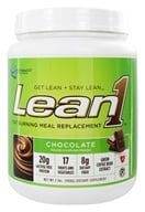 Nutrition 53 - Lean1 Performance Shake Chocolate - 2 lbs. (810033010491)
