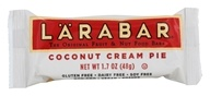 Larabar - Original Fruit & Nut Bar Coconut Cream Pie - 1.7 oz.