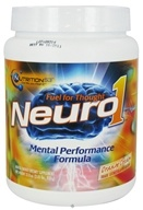 Nutrition 53 - Neuro1 Mental Performance Formula Orange Cream - 2.05 lbs. by Nutrition 53