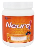 Nutrition 53 - Neuro1 Mental Performance Formula Mixed Berry - 2.05 lbs. by Nutrition 53