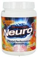Nutrition 53 - Neuro1 Mental Performance Formula Chocolate - 2.05 lbs. by Nutrition 53