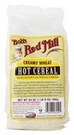 Bob's Red Mill - Hot Cereal Creamy Wheat Farina - 24 oz. (039978031525)