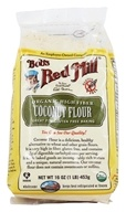 Bob's Red Mill - Coconut Flour Organic Gluten Free - 16 oz. (039978008152)