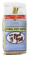 Bob's Red Mill - Steel Cut Oats Gluten Free - 24 oz. (039978003737)