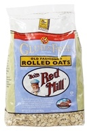 Bob's Red Mill - Rolled Oats Old Fashioned Gluten Free - 32 oz. - $6.29