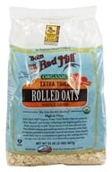 Image of Bob's Red Mill - Rolled Oats Extra Thick Organic - 32 oz.