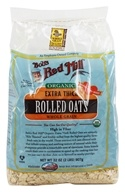 Bob's Red Mill - Rolled Oats Extra Thick Organic - 32 oz. - $5.12