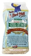 Bob's Red Mill - Steel Cut Oats Organic - 24 oz. (039978009579)