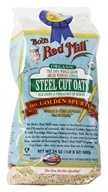 Image of Bob's Red Mill - Steel Cut Oats Organic - 24 oz.