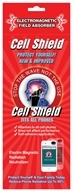 Cell Shield - Cellular Phone EM Wave Radiation Blocker - 1 Pack (094922401397)