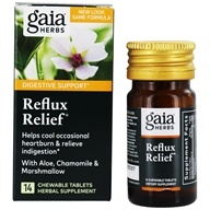 Gaia Herbs - RapidRelief Reflux Relief - 24 Tablet(s), from category: Herbs