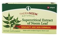 Organix South - TheraNeem Organix Supercritical Extract of Neem Leaf - 30 Softgels - $17.72