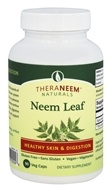 Organix South - TheraNeem Organix Neem Leaf - 90 Vegetarian Capsules