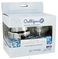 Culligan - In-Line Shower Filter Chrome ISH-200 by Culligan