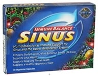 Garden of Life - Immune Balance Sinus - 30 Vegetarian Capsules, from category: Nutritional Supplements