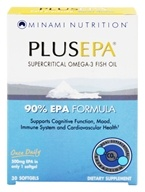 Minami Nutrition - PlusEPA Mind Formula 500 mg. - 30 Capsules, from category: Nutritional Supplements