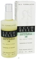 Image of Ecco Bella - Cleansing Milk & Make Up Remover For All Skin Types - 4 oz. LUCKY DEAL