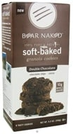 Image of Bear Naked - Soft-Baked Granola Cookies 100% Pure & Natural Double Chocolate - 8.5 oz.