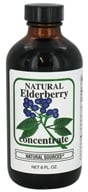 Natural Sources - Natural Elderberry Concentrate - 8 oz. (726511260084)