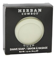 Image of Herban Cowboy - Natural Grooming Shave Soap Dusk - 2.9 oz.